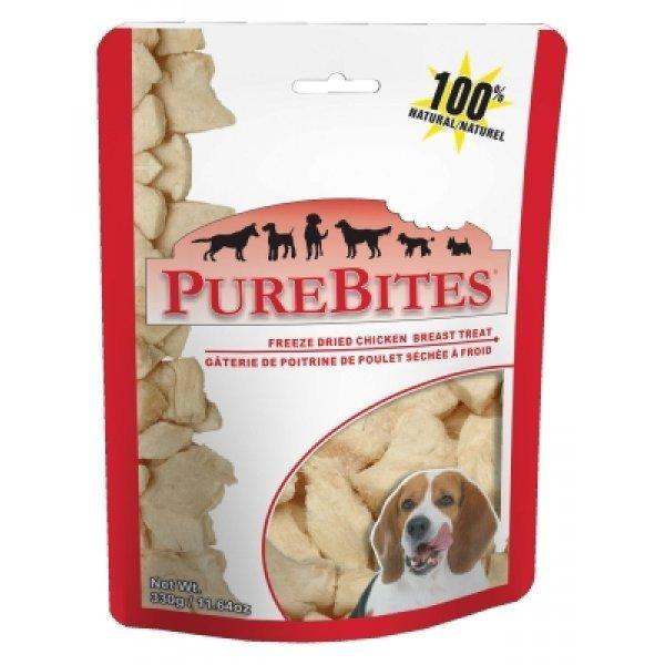Dog Purebites Chicken Breast / Size 11.6 Oz.