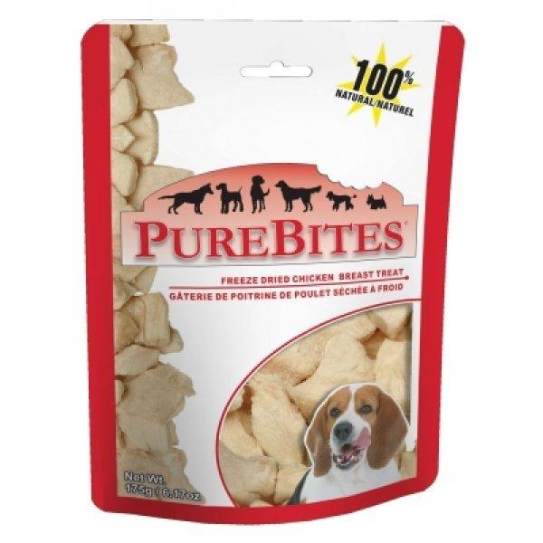 Dog Purebites Chicken Breast / Size 6.2 Oz
