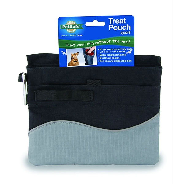 Dog Treat Pouch / Color Black