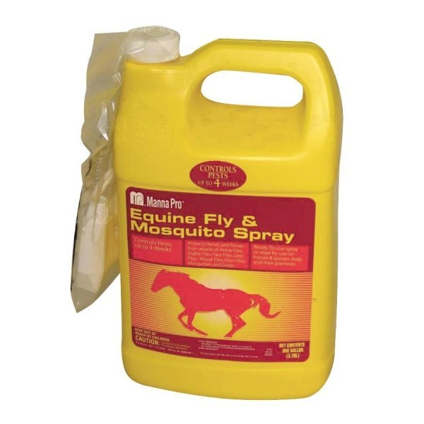 Manna Pro Equine Fly and Mosquito Spray / Size (Gallon RTU) Best Price