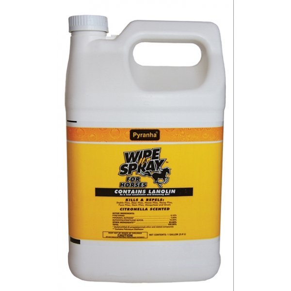 Wipe N Spray Equine Fly Protection / Size (Gallon) Best Price
