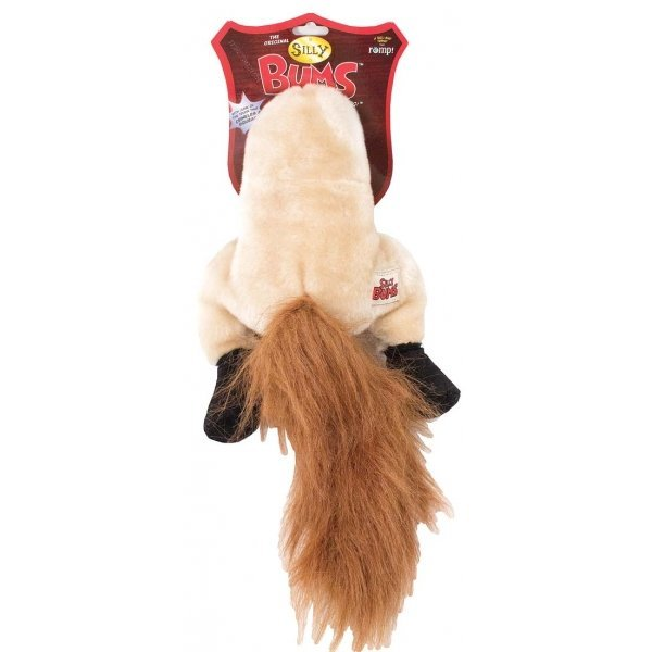 Silly Bums Dog Toy / Size Large Horse