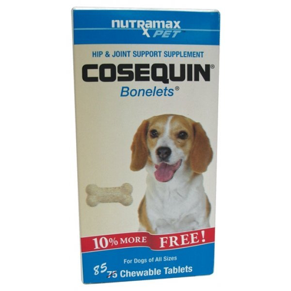 Cosequin Hip And Joint Support For Dogs 85 Ct.