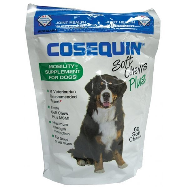 Cosequin Soft Chew Plus For Dogs 60 Ct.