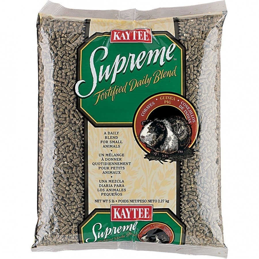 Supreme Guinea Pig Fortified Daily 5 Lbs.