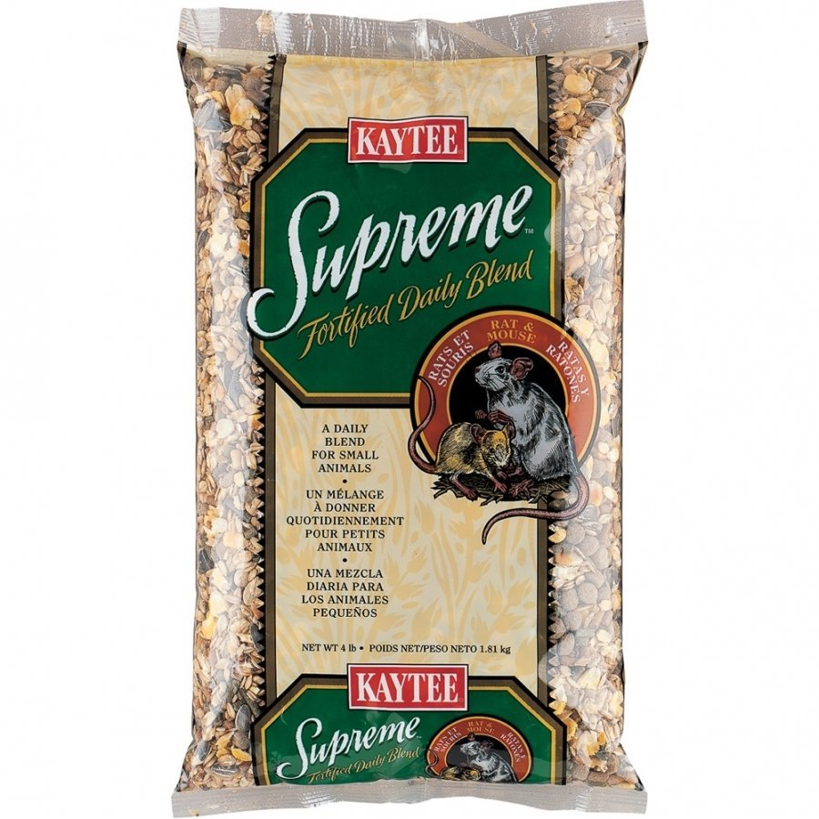 Supreme Mouse And Rat Daily Blend 4 Lbs
