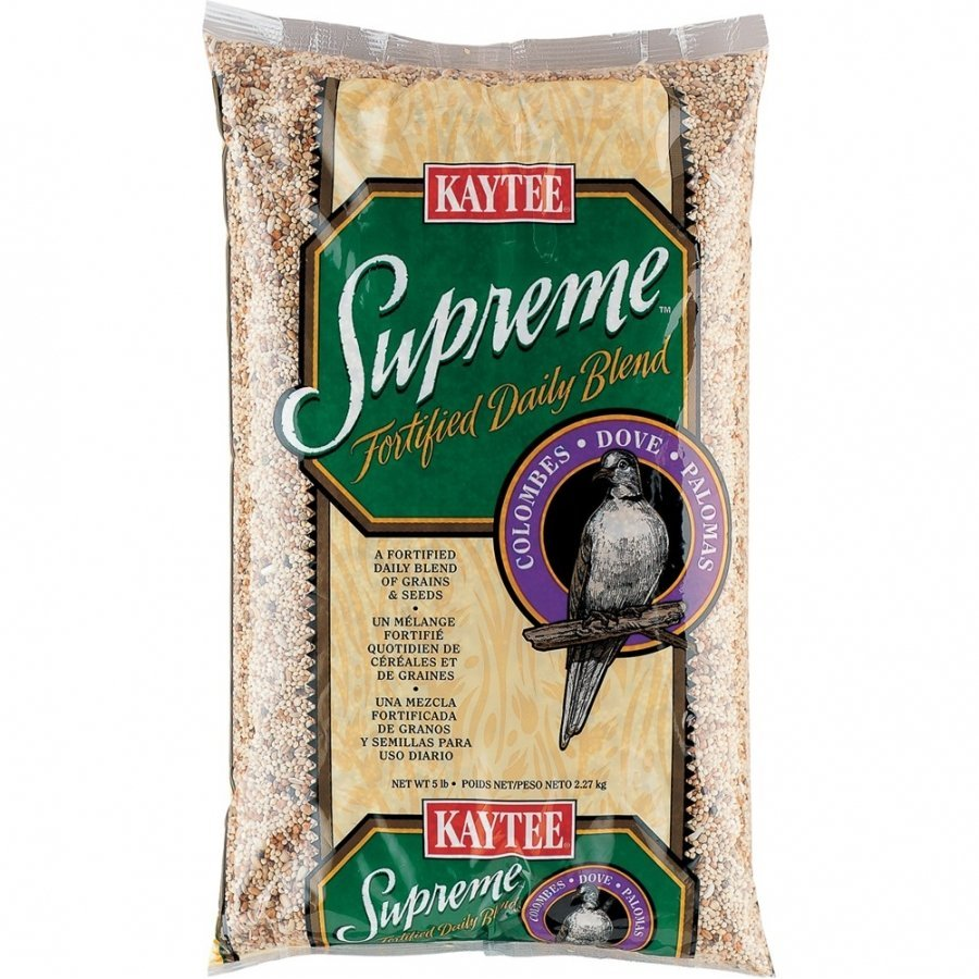 Kaytee Supreme Daily Blend Dove Food 5 Lb Bag