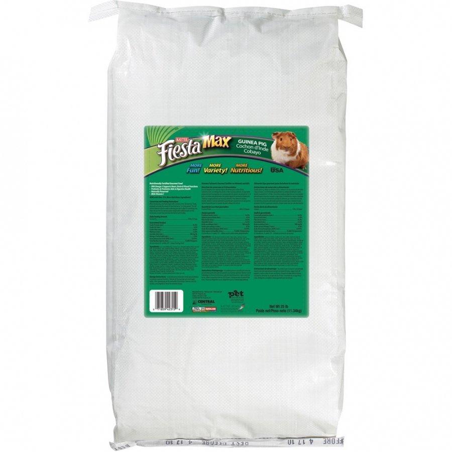 Fiesta Food Guinea Pig / Size 25 Lbs