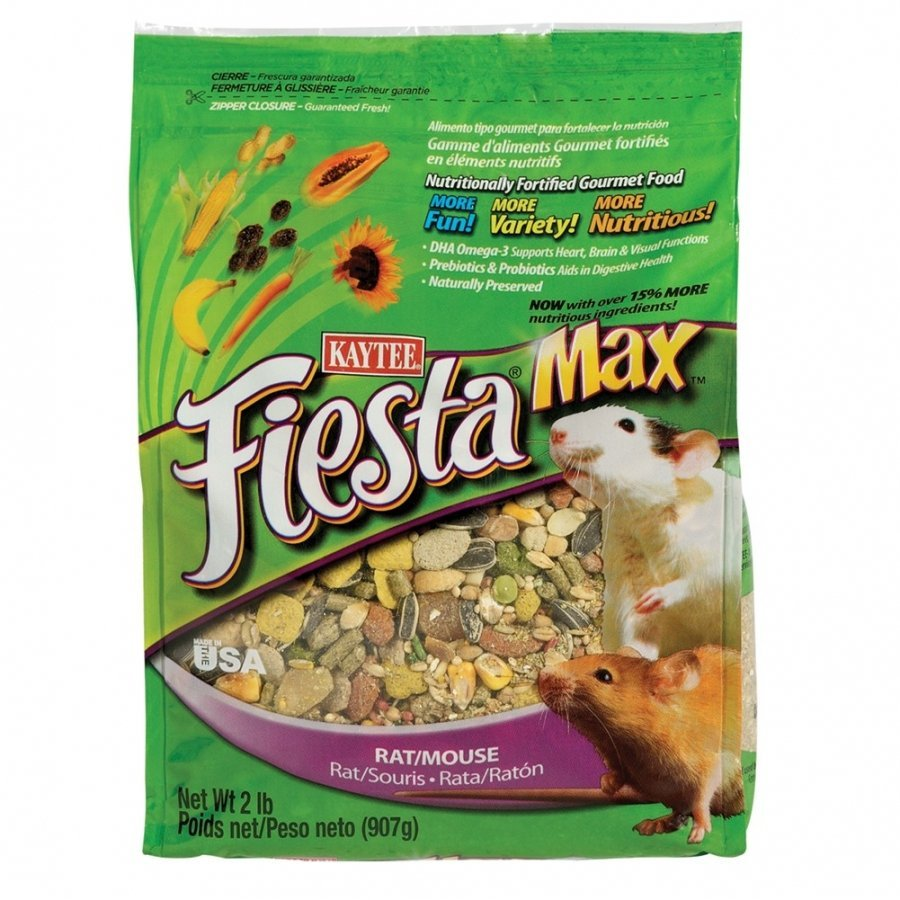 Fiesta Mouse Rat Food 2 Lbs.