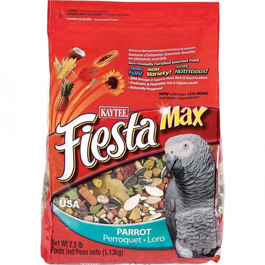 Fiesta Parrot Food / Size 3 Lb