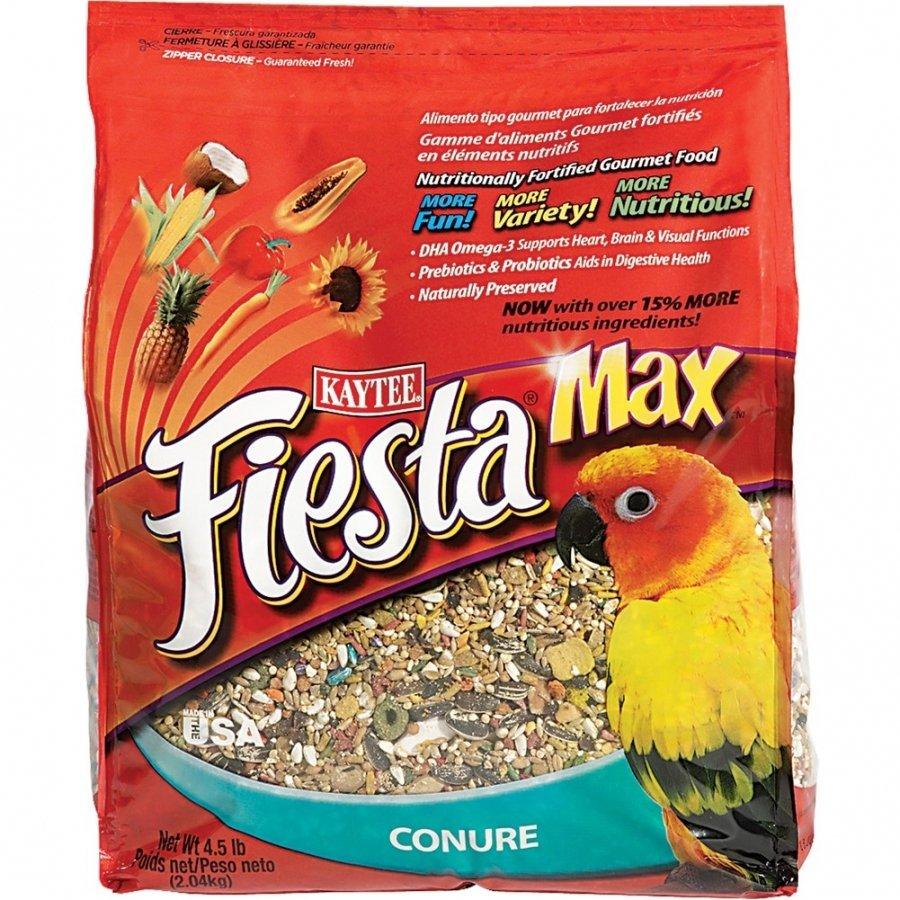 Conure Fiesta Food 4.5 Lbs