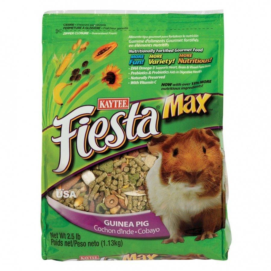 Fiesta Food Guinea Pig / Size 2.5 Lbs