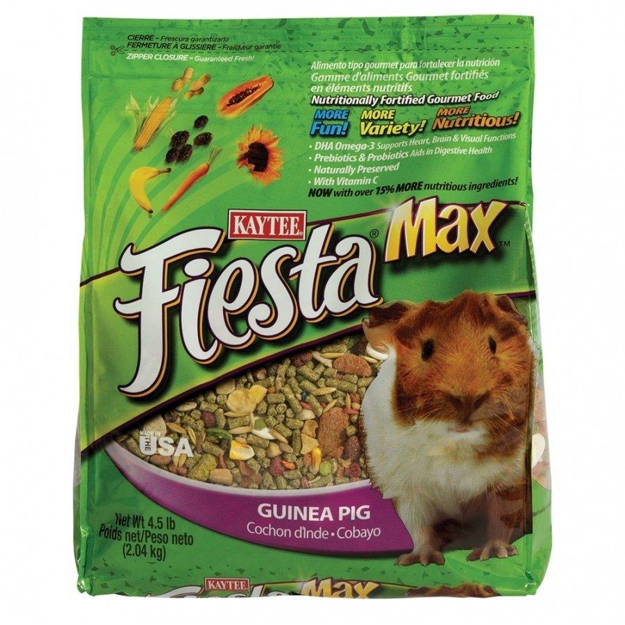 Fiesta Guinea Pig Food 4.5 Lbs