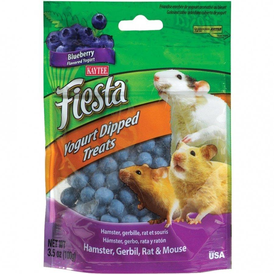 Fiesta Yogurt Dips Hamster And Gerbil 3.5 Oz.