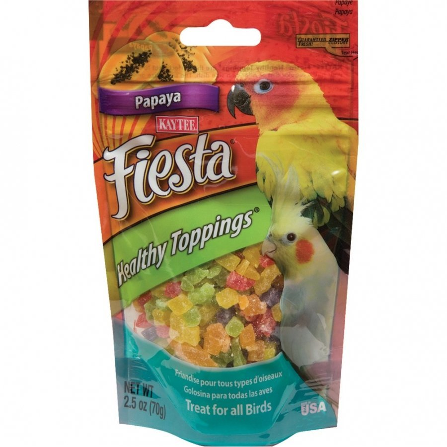Fiesta Healthy Top For Birds / Flavor Papaya