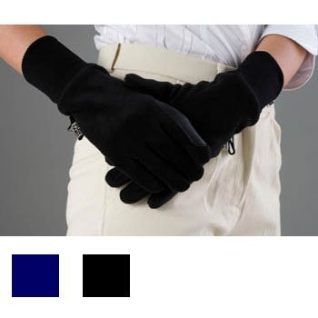 Easy Care Fleece Waterproof Glove / Size (XLarge Navy) Best Price