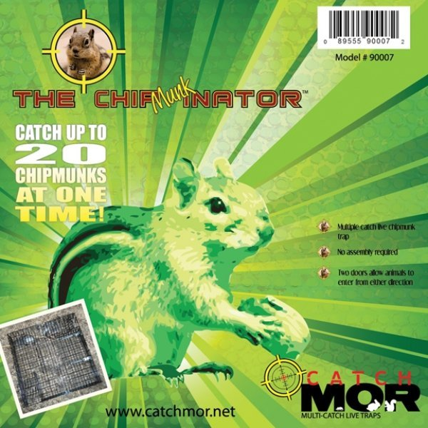The Chipmunkinator Chipmunk Trap Best Price