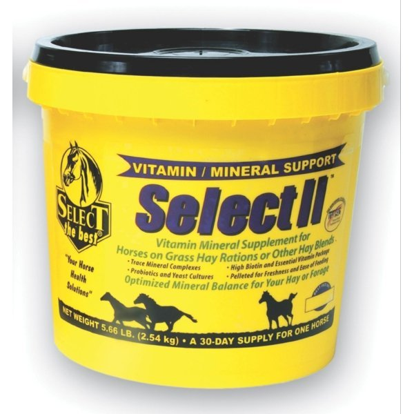 Select-II Equine Supplement / Type (Select II / 5 lbs.) Best Price