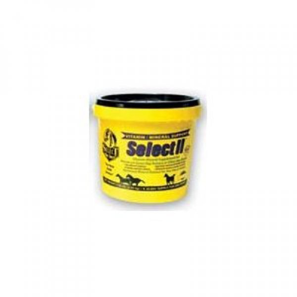 Select-II Equine Supplement / Type (Select II / 15 lbs.) Best Price