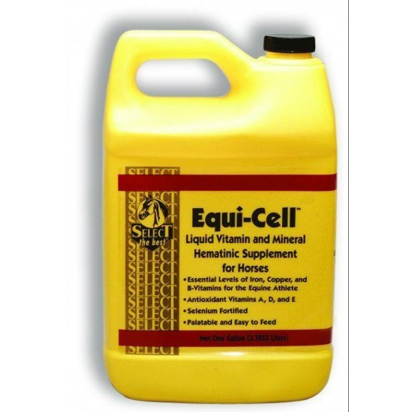 Equi-Cell Equine Hematinic Supplement - GALLON Best Price