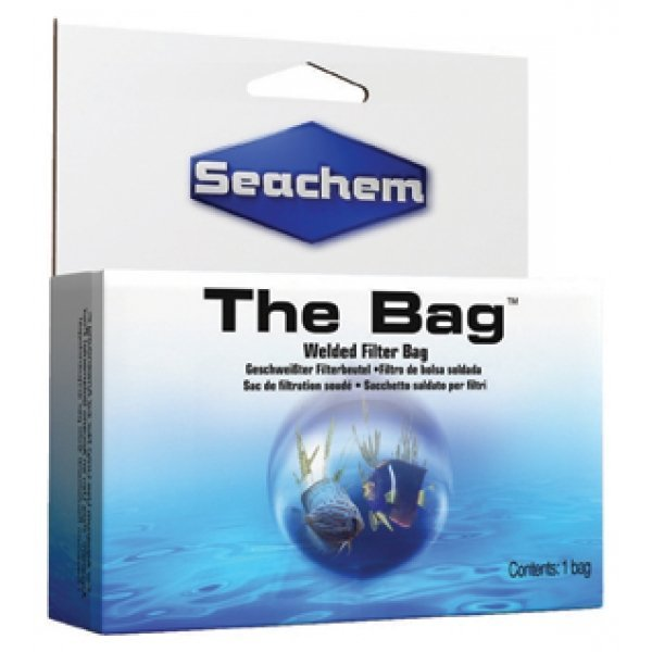 The Bag Aquarium Filter Bag 5x10 In.