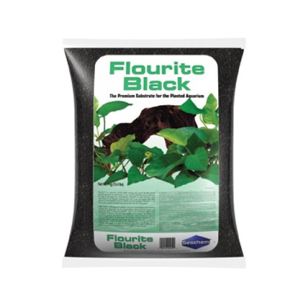 Black Flourite 7 Kg Ea. Case Of 2