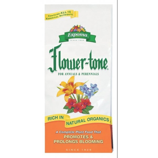 Flower-Tone 3-4-5 Organic Fertilizer 20 lbs. - 20 Pound Best Price