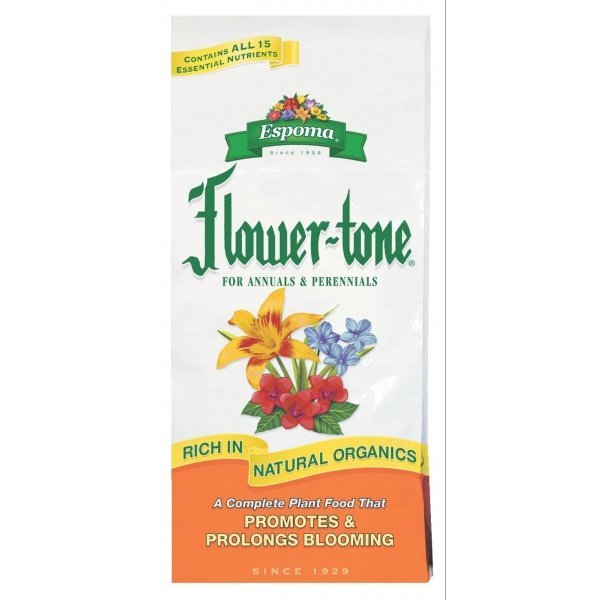 Flower-Tone 3-4-5 Organic Fertilizer 4 lbs.  (Case of 12) Best Price