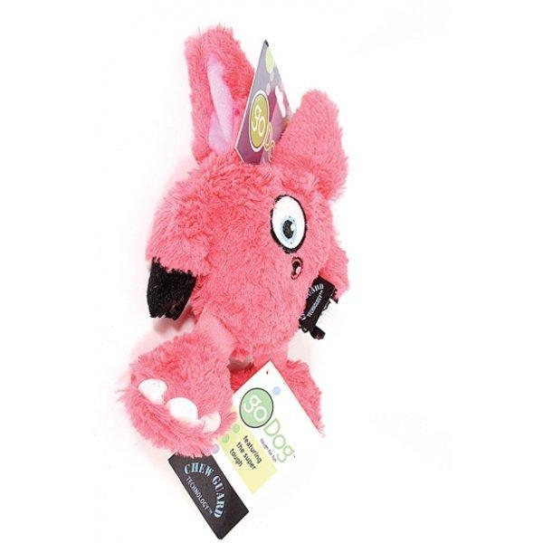 Go Dog Yeti Pink Bunster / Size Standard