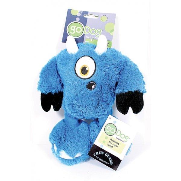 Go Dog Yeti Blue Bully / Size Mini
