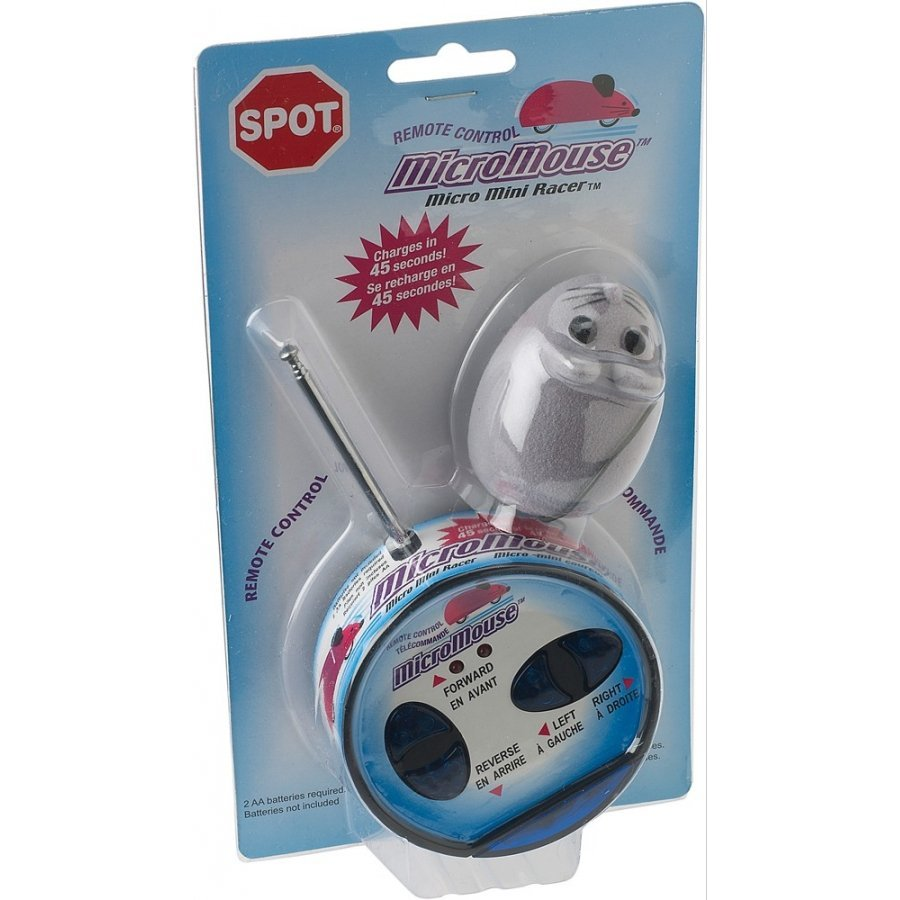 Remote Control Micro Mouse Cat Toy Cat Supplies Gregrobert