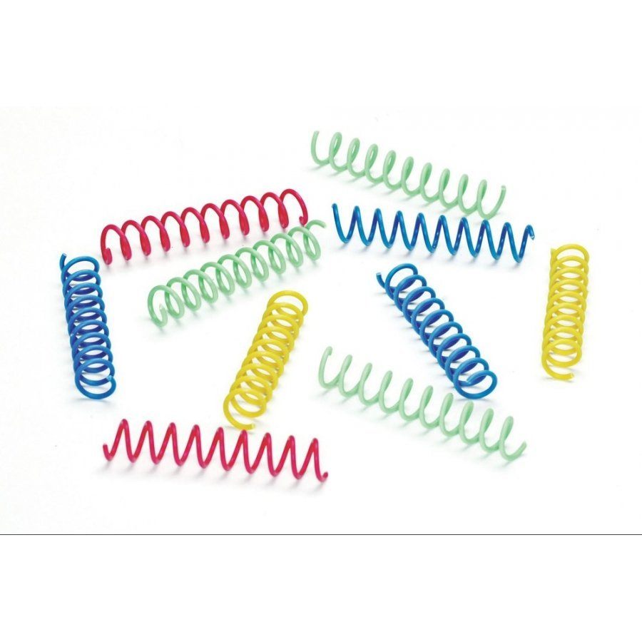 Thin Springs Cat Toys 10 Pk.