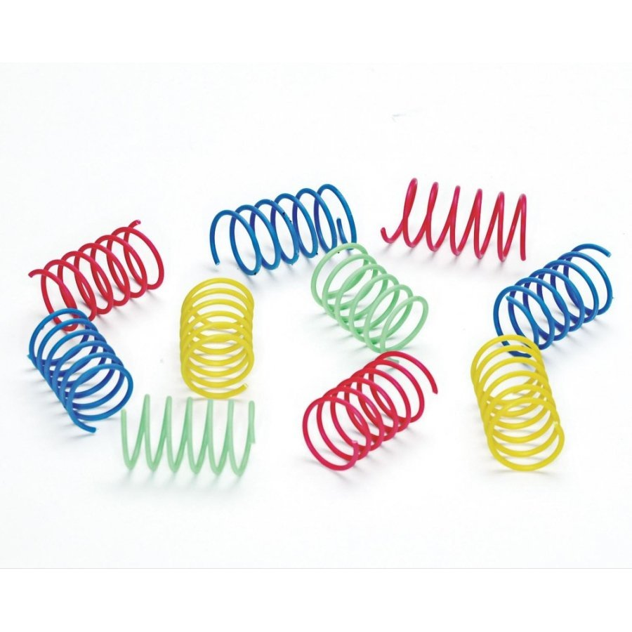Wide Springs Cat Toys 10 Pk.