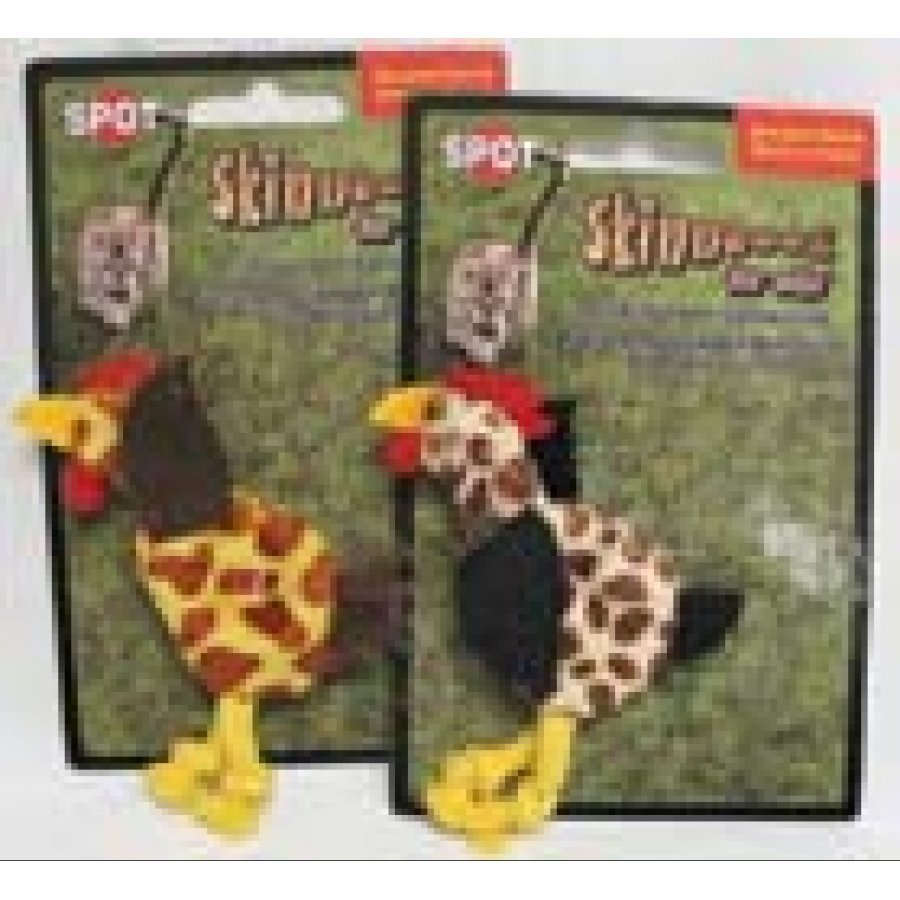 Skinneeez Chicken Toy For Cats
