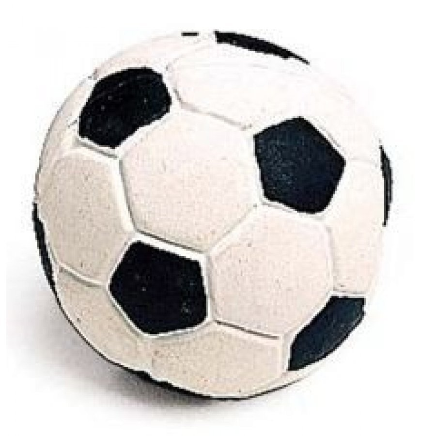 Latex Soccer Ball Small Dog Toy 2 In Dog Products