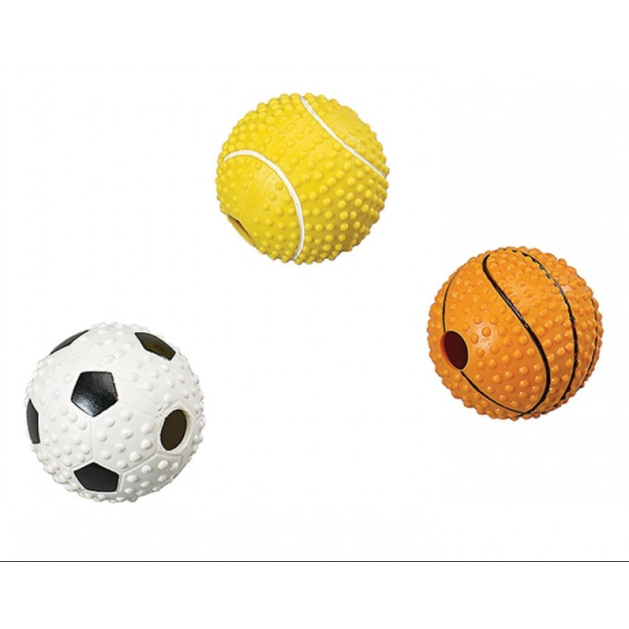 Mvp Sport Ball With Bell - 3.5 in. diameter
