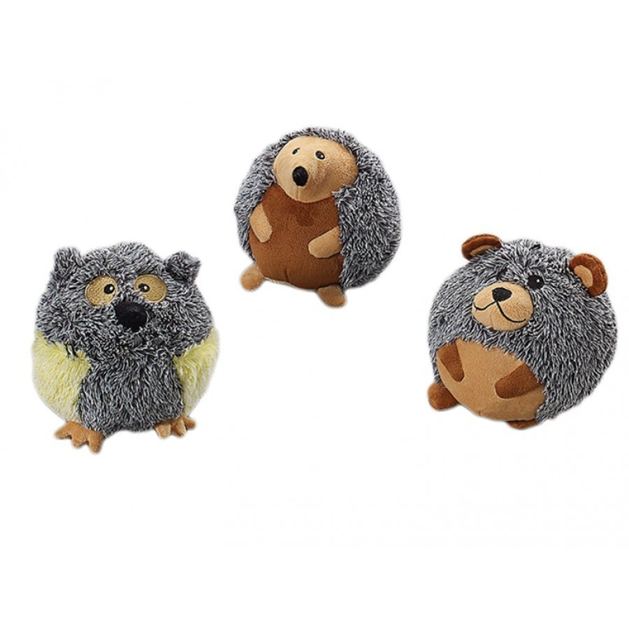 Butterballs Pet Toys / Size (Forest Animals / 6 in.)