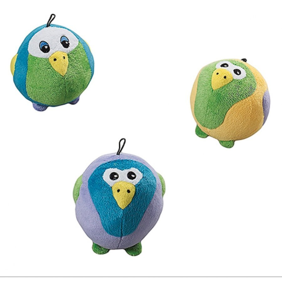 Butterballs Pet Toys / Size (Birds / 4 in.)
