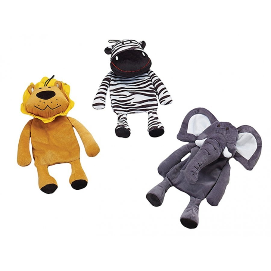 Crinkle Crew Dog Toy - 14 in. Best Price