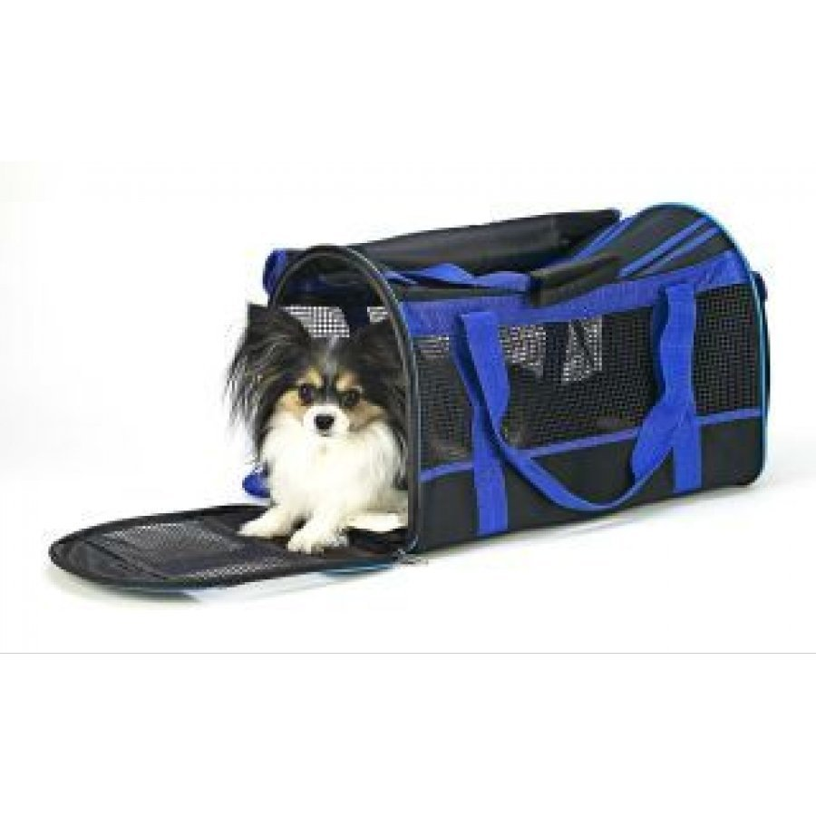 Travel Gear Front Pouch Pet Carrier  / Size (Large / Blue) Best Price
