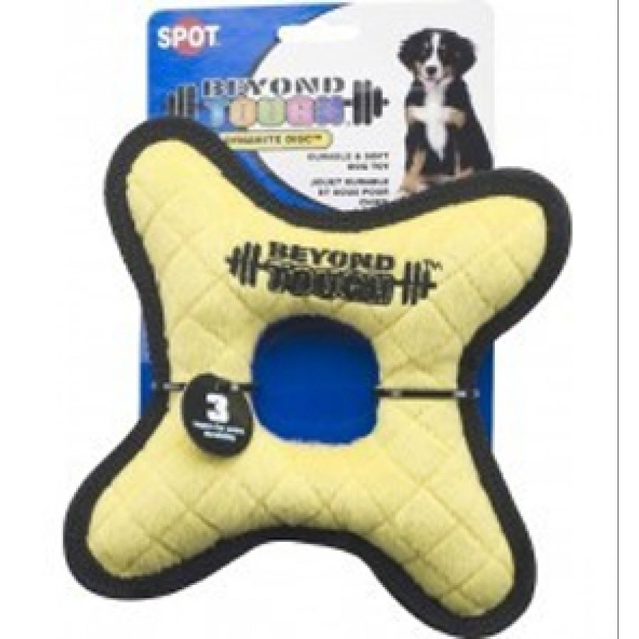 Beyond Tough Dynamite Disc 7 in. Dog Toy