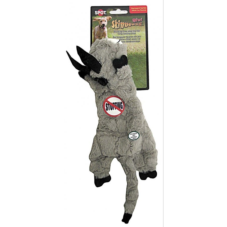 Skinneeez Donkey Dog Toy 14 In.