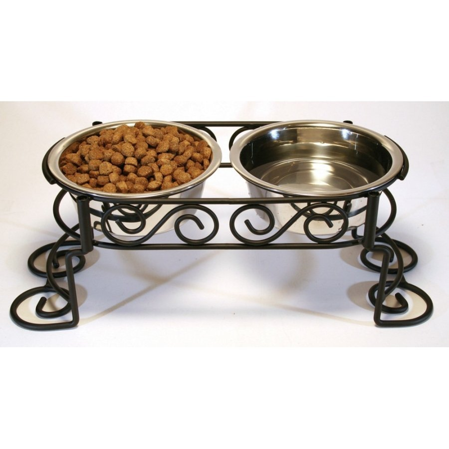 Elevated Designer Double Diner / Size 1 Quart