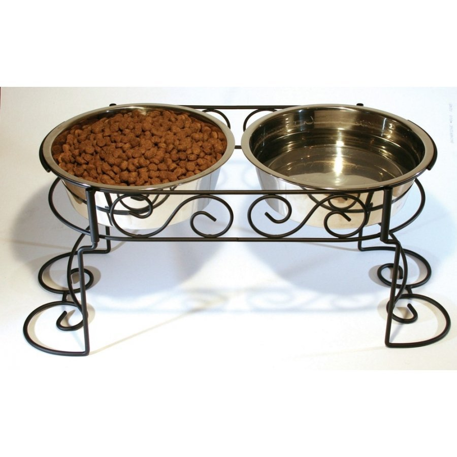 Elevated Designer Double Diner / Size 3 Quart