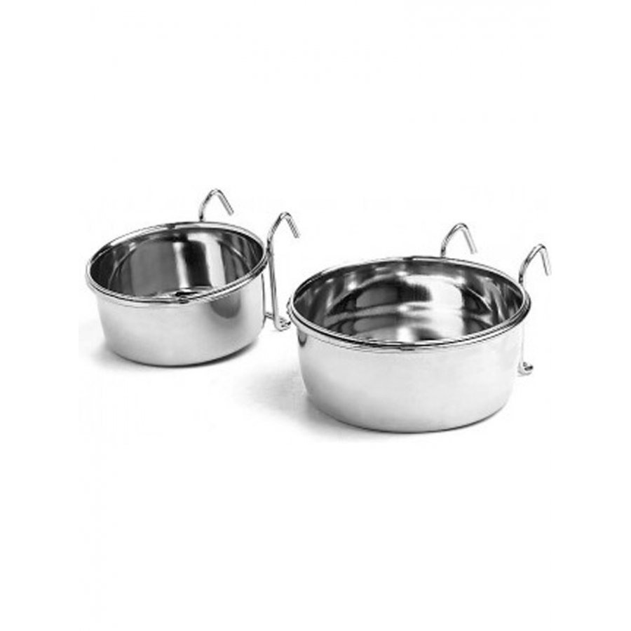 Ethical Pet Stainless Steel Coop Cup / Size 10 Oz Hanging