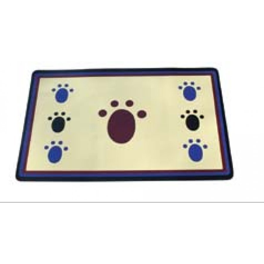 Classic Paw Print Place Mat