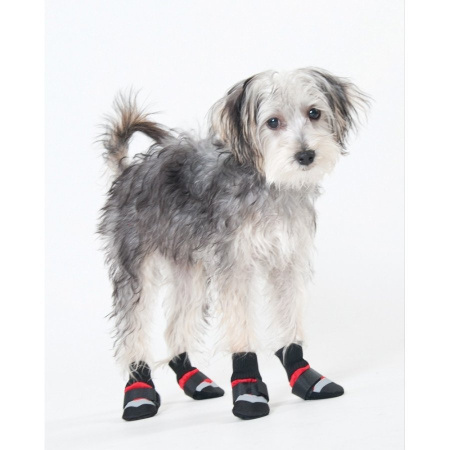 Extreme All Weather Dog Boots Set Of 4 / Size Small