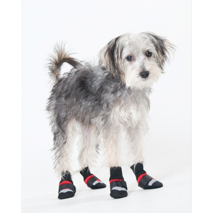Extreme All Weather Dog Boots Set Of 4 / Size Large