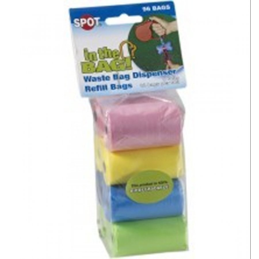 In The Bag Dog Waste Bag System / Type Refill 8 Pk