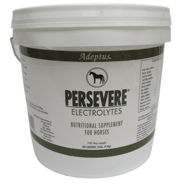 Persevere Electrolyte for Horses / Size (10 lbs) Best Price